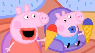 Peppa Pig English Episodes   Peppa Pig's Daddy Pig and Mummy Pig Special   Peppa Pig Official