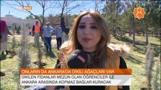 Uluslararası Öğrenciler ile Ankara