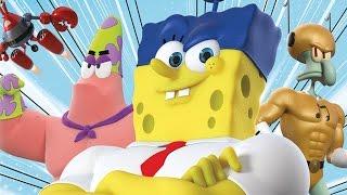 SpongeBob HeroPants   FULL Walkthrough - Gameplay