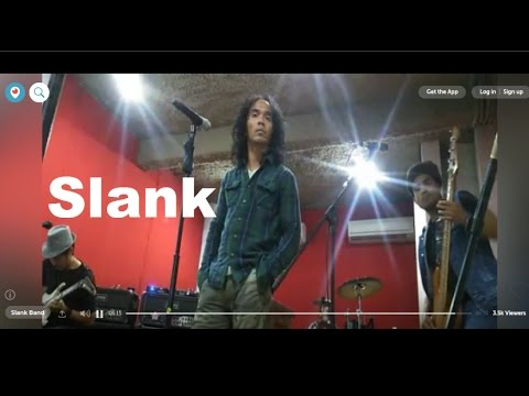 """Slank """"Nge-Blues"""" dulu"""