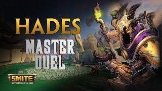 SMITE! Hades, Cuando juegas muy muy bien :S! Master Duel S5 #248