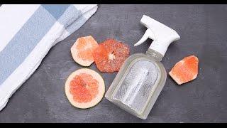 DIY 4-Ingredient All-Purpose Cleaner | GLOW