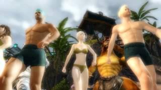 NAGA DANCE PARTEYH! [GW2] (Everybody - Backstreets Back)
