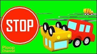 Cartoon Cars - CANDY TREE - Cartoons for Children - Kids Cars Cartoons - Childrens Animation