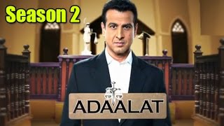 Ronit Roy To Be back With 'Adaalat' Season 2 | Sony TV | TV Prime Time