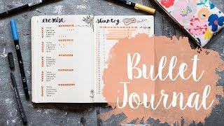 BULLET JOURNAL: Set Up Juli | Tipps | Planung & Tracking von Workouts
