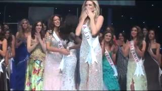 Sahar Biniaz - Miss Universe Canada 2012 - Crowning