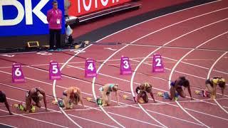 100m Hurdles Women Semifinal 1 IAAF World Champs London 2017