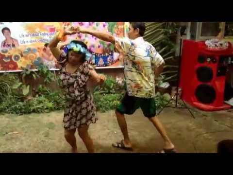 uncle & aunties dance tribute for mang's 70th natal day!