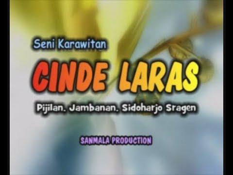 Karawitan Cinde Laras Gong Pijilan Live Banaran Sanmala Production