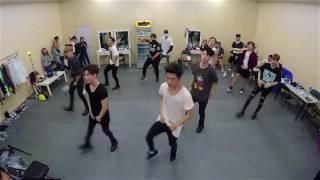 iKON - EXIST (Dance Practice Clip)