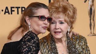 Debbie Reynolds Mom Of Carrie Fisher In Hospital For Stroke