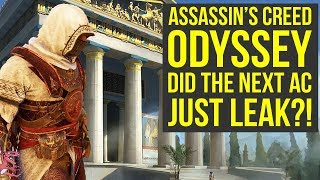 Did The New Assassin's Creed Game Just Leak?! Coming 2018? (Assassin's Creed 2018)