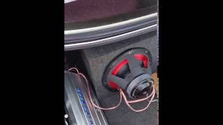 2400.1D Hifonics Zues amp and 2 Audiopipe TXX BD1 12