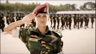 Tribute Song of Bangladesh Army Motivation