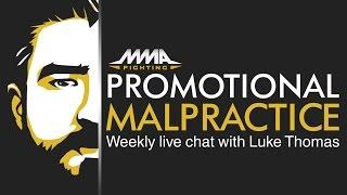 Live Chat: Mark Hunt's Lawsuit, BJ Penn's Return, UFC Fight Night 103 Preview