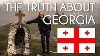 La vérité sur la Géorgie - quelques idées fausses avant d
