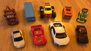 Learn Colors with Cars and Trucks Toys for Children - Educational Videos for Children