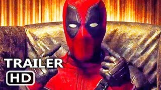 DEADPOOL 2 New Official Teaser Trailer