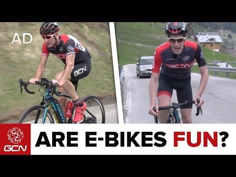 Xxx Mp4 Are E Bikes Fun Road Bike Vs Road E Bike 3gp Sex