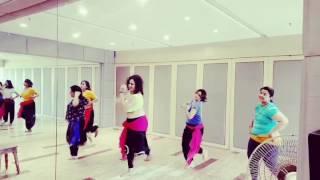Humko Aajkal hai intezaar choreography by Urja