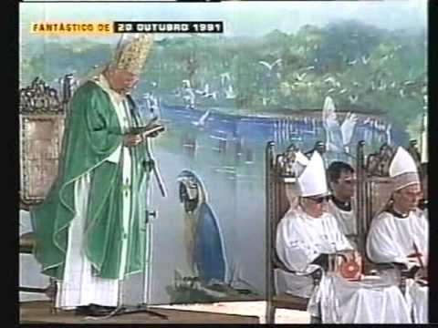 Fantástico Morte do Papa João Paulo II 1 4