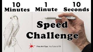 Speed Challenge - 10 Min / 1 Min / 10 Seconds