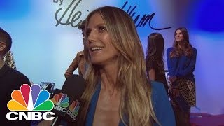 Supermodel Heidi Klum Discusses Her New Clothing Line | CNBC