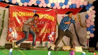 Poranki Rakesh dance
