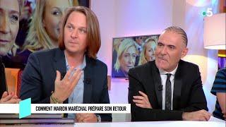 Dans la tête de Marion Maréchal - C l'hebdo - 02/06/2018