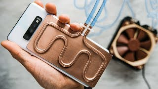 Phone Water Cooling is REAL! But does it work?