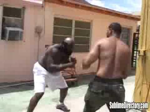 peleas callejeras kimbo vs chico