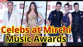 B- Town Celebs ने किया Mirchi Music Award Attend| Urvashi Rautela, Shilpa Shetty