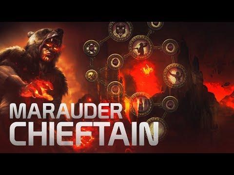 Path of Exile 3.0 HC | RAT Chieftain Reflect Build ( Reverse Knockback )