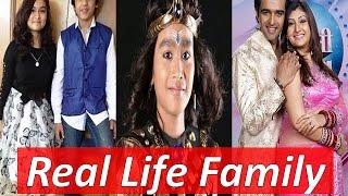 Real Life Family of Shani Actors