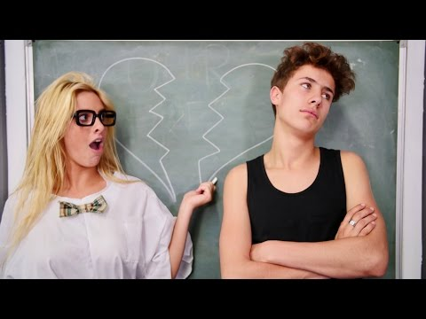 HIGH SCHOOL CRUSH Lele Pons Juanpa Zurita & Loren Gray