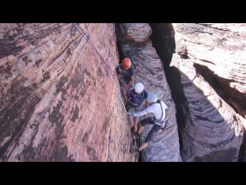 AMGA Rock Guide Course