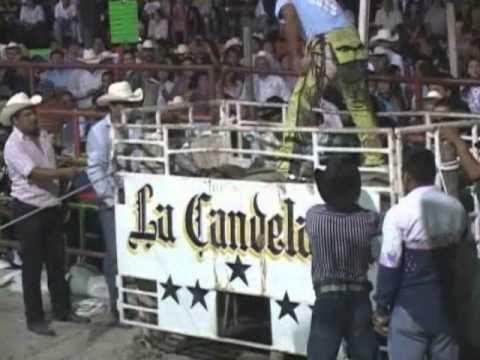 La Candelaria en Las Fiestas Santiago Apostol 2010 de Tenextepango Morelos