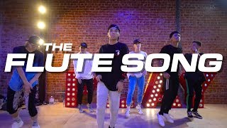 Russ // THE FLUTE SONG // Choreography by Kenny Wormald at Playground LA