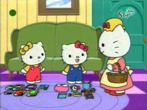Hello Kitty odcinek 08 B bajki Co mamy w sklepie PL