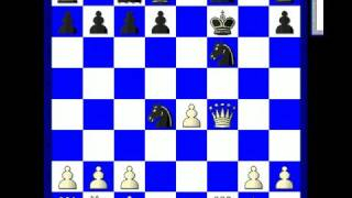 chess 101  double muzio gambit  by games for life inc