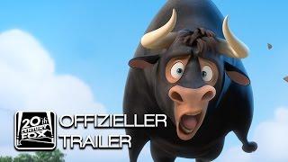 Ferdinand | Trailer 1 | Deutsch HD German (2017)