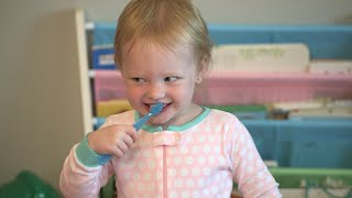 Get Up Close And Personal With The Busbys' Morning Routine | OutDaughtered