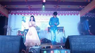 3st night stage dance on O Ruposhi Konna Re by Roney & Arifa