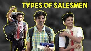 Funny Salesmen Everywhere || Hyderabadi Comedy || Warangal Diaries