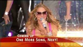 [1080p] Mariah Carey - I'm That Chick (Good Morning America 25.04.2008) HD