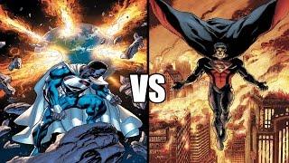 Val-Zod vs Evil Superman | Earth 2