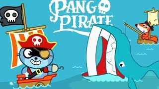 Storytime For Kids - Kids Fun Play Pango Seven Seas Pirates of the Caribbean - Full Animated Story