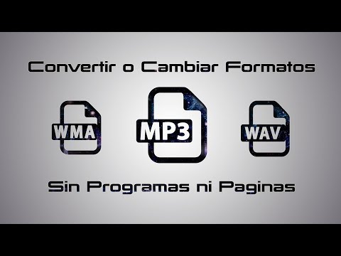 Xxx Mp4 Convertir Cualquier Archivo De Audio A Mp3 Sin Programas Ni Paginas Windows 10 7 8 Y 81 3gp Sex