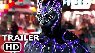 BLACK PANTHER Trailer (2018) Michael B. Jordan, New Marvel Superhero Movie HD